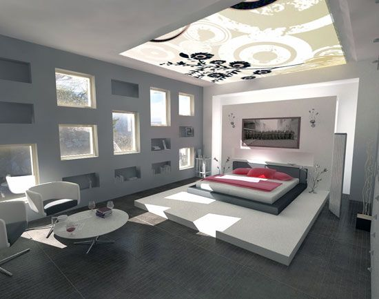 Modern Youth Bedroom On Bedrooms Design