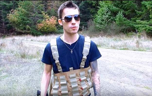 The Tactical Shotgun Shell Chest Rig by Beez Combat Systems. Read more at…