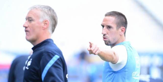 Après les déclarations de Franck Ribéry mardi en conférence de presse, vous êtes une grande majorité à vous opposer au retour éventuel du joueur du Bayern Munich chez les Bleus.