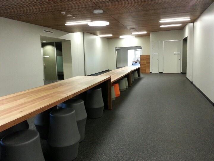 Michie building study area!