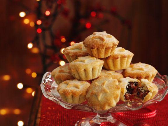 Englische Mincepies ist ein Rezept mit frischen Zutaten aus der Kategorie Mürbeteig. Probieren Sie dieses und weitere Rezepte von EAT SMARTER!
