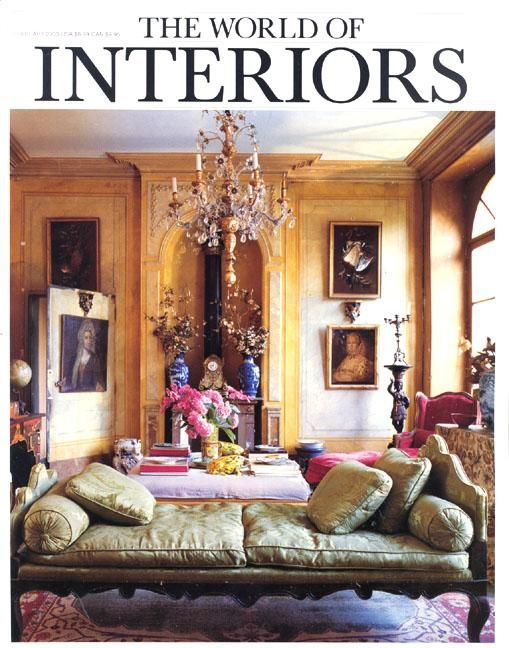 105 best world of interiors magazine covers images on pinterest interiors magazine magazine Interior magazine
