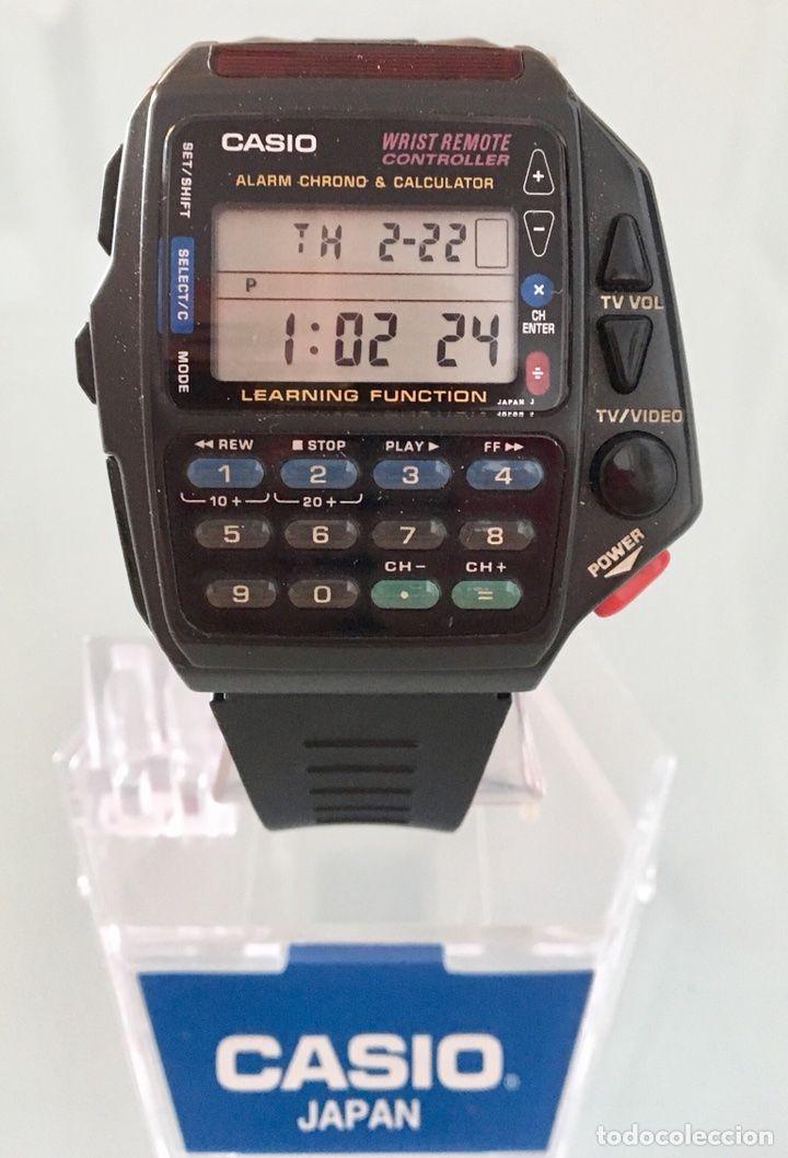 54a5fc3d99f3 Reloj casio CMD-40 Wrist Remote Tv nos - Foto 1