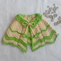 Crochet Cape or little