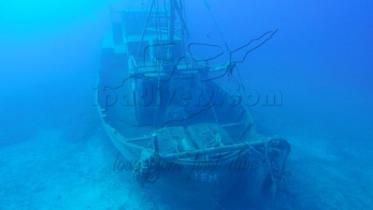 Nemesis Wreck Cyprus