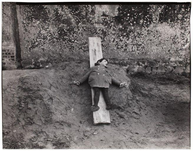 Guy Bourdin Untitled (Child) 1950