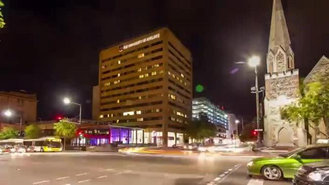 Adelaide Hyperlase video