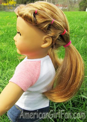 Tremendous 1000 Images About 18Quot Doll Agd Hairstyles On Pinterest Doll Short Hairstyles Gunalazisus