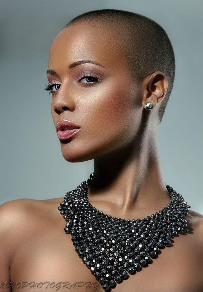 Ces Femmes Sont Presque Chauves Mais Trop Belles ! | Coiffure simple et facile