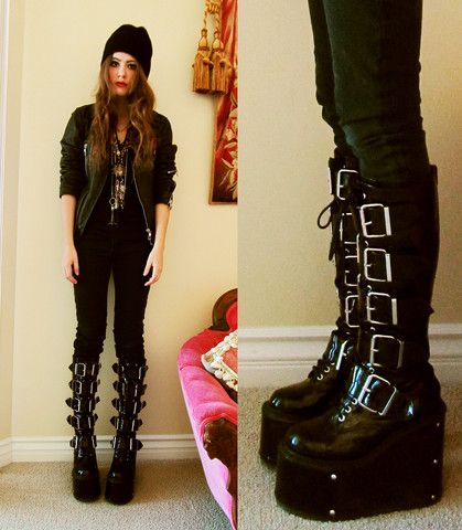 1000  images about boots and shoes on Pinterest | Doc martens, Hot ...