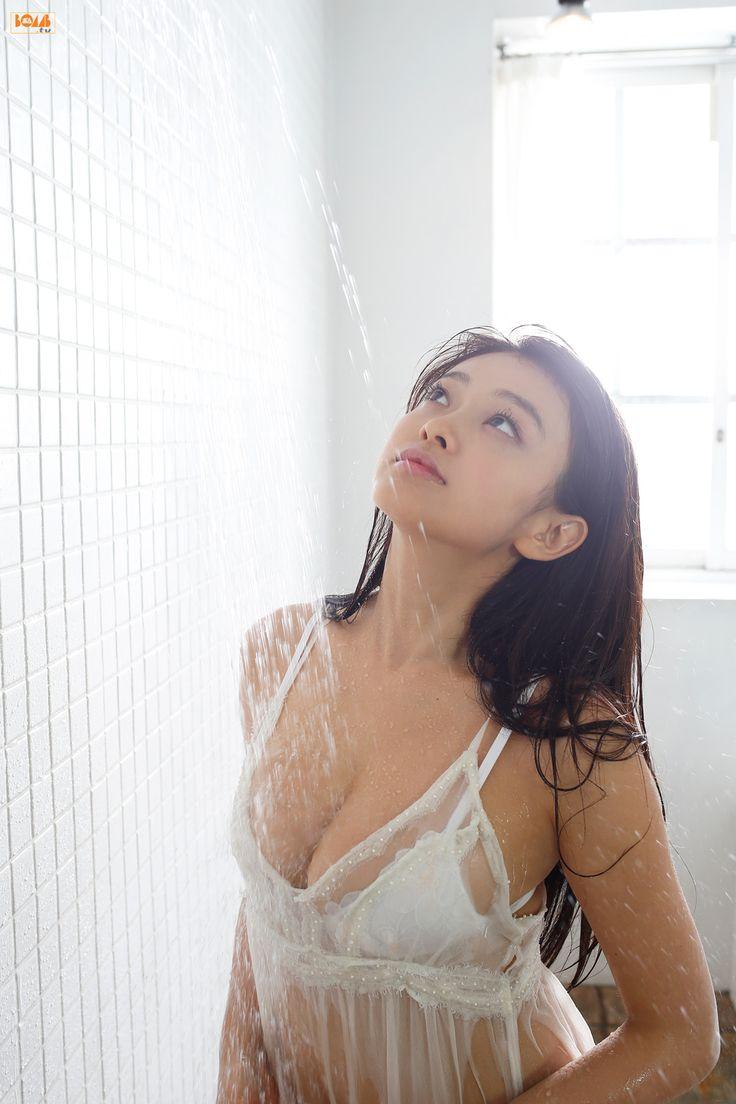 シャワー中