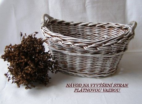 Papírové pletení - Fotoalbum - Návody
