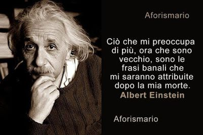 Aforismario 174 Frasi Attribuite Ad Einstein Aforismario