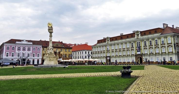 Unirii Square, Timisoara, #Romania