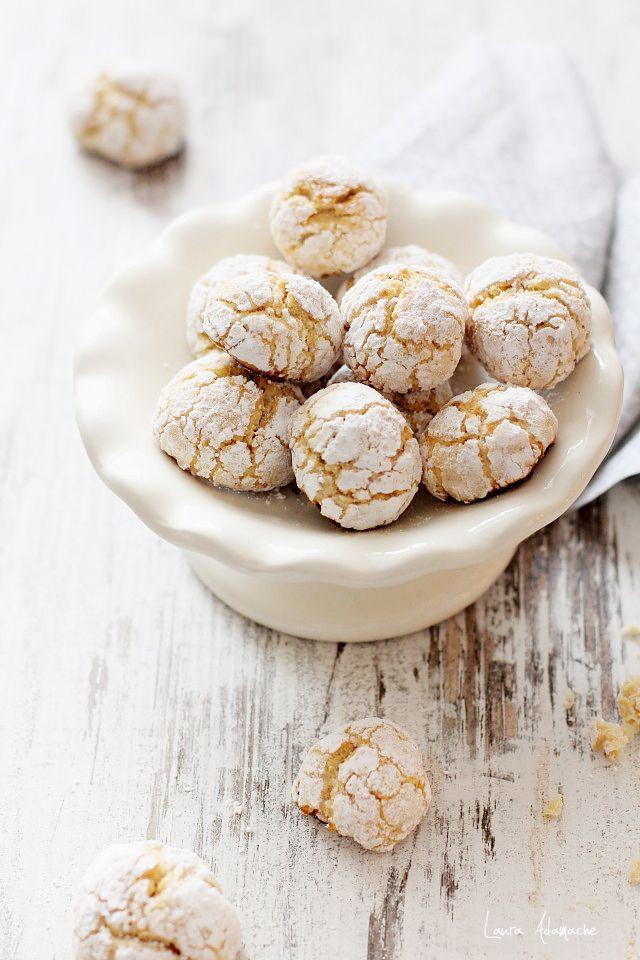 Biscuiti de post cu portocale detaliu - www.lauraadamache.ro