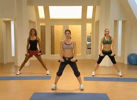 """Când Jillian Michaels spune ca """"poti pierde pana la 9 kg în 30 de zile"""", urmand programul ei de antrenament de 20 minute pe zi, asa este. Exista un"""
