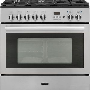 Compare Deals on Rangemaster Professional Plus FXP PROP90FXPDFFSS/C Free Standing Range Cooker in Stainless Steel ⋆ Sales Finder #cookers #ovens #kitchenappliances
