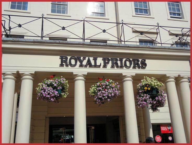 Royal Priors, Leamington Spa.