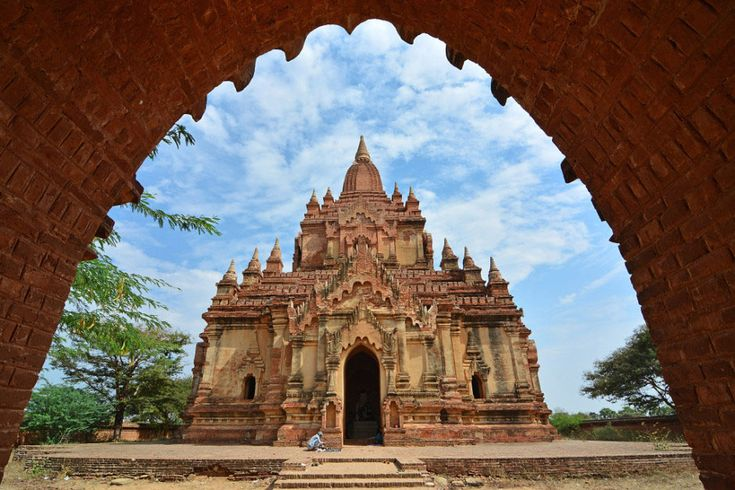 bagan-capitale-royaume-birmanie