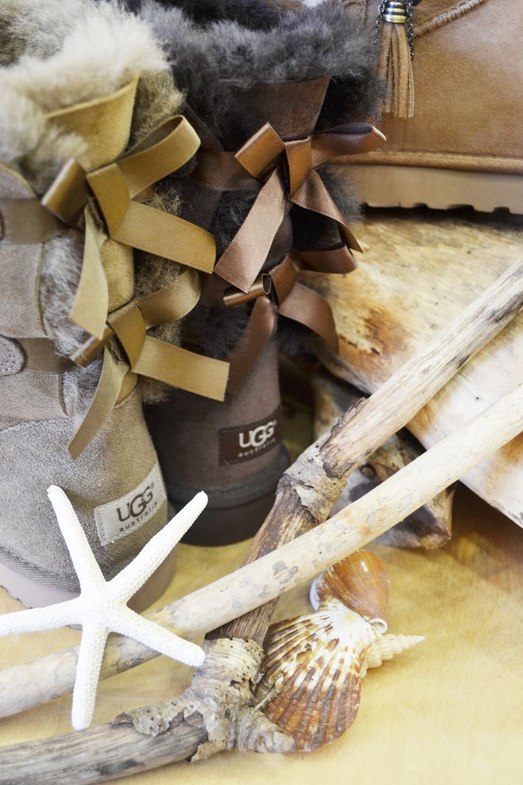 Stunning collections from UGGs - shop the full collection in-store and online...perfect for those wintry walks on the beach