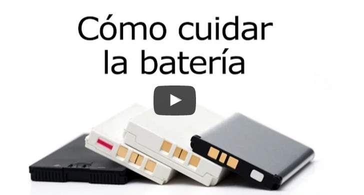 #Móviles #Baterías #móvil Consejos para cuidar de la batería del móvil