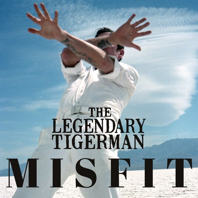 Misfit, o novo álbum de The Legendary Tiger Man #música #rocknroll