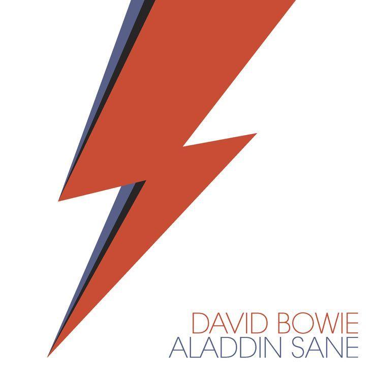 Aladdin Sane Bolt David Bowie Tattoo David Bowie Bolt Tattoo
