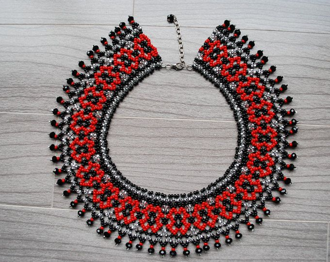 Browse unique items from BeadedJewelryByDarka on Etsy, a global marketplace of handmade, vintage and creative goods.