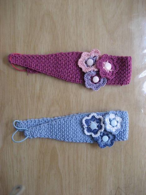 Top 25 ideas about diademas on pinterest peacocks - Diademas a crochet ...