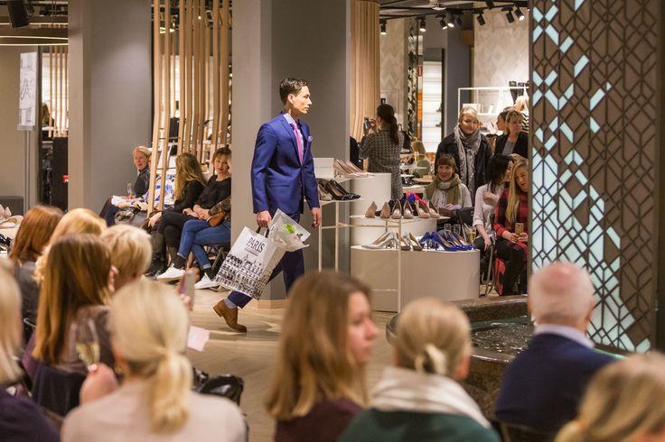 Paris Fashion Show SS 2016 Stockmann