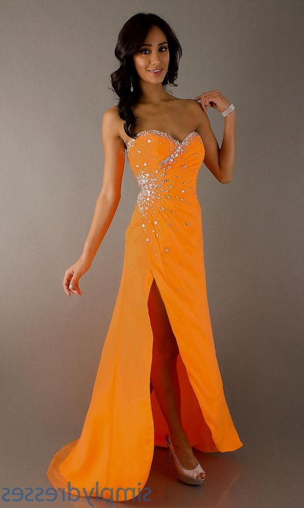 best 25 orange prom dresses ideas on pinterest prom