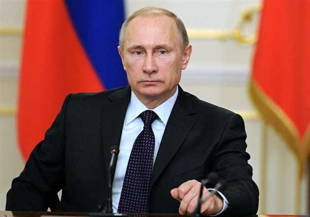 Obiectivul Rusiei în Siria este stabilizarea puterii legitime si a da o lovitură decisivă terorismului, a declarat joi presedintele rus Vladimir Putin