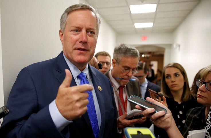 House Freedom Caucus chief calls for U.S. tax reform plan by end-July
