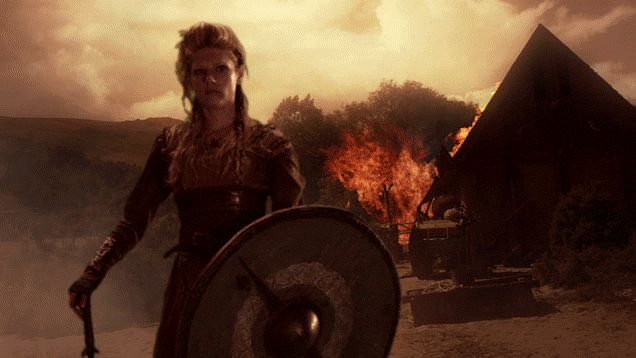 Vikings History Channel Lagertha