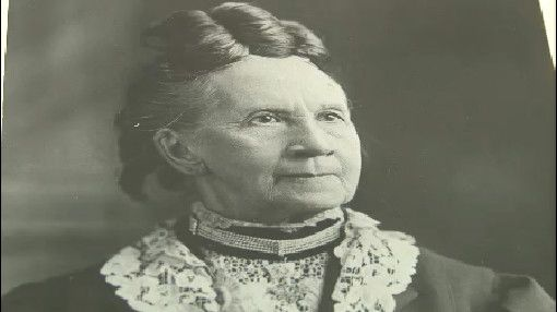Belva Lockwood ran on the Equal Rights Party back in 1884 and again in 1888. She was 54 years old the first time she ran.