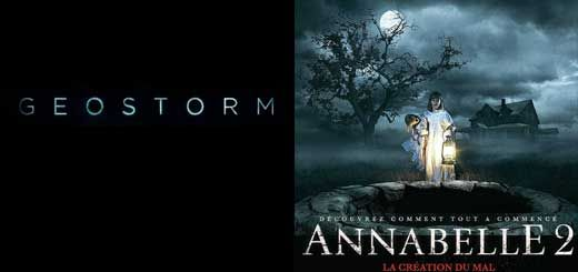 Neo07 présente les bandes-annonces de Geostorm, Annabelle 2 : La Création du Mal et le teaser de Castlevania, et l'annonce d'Adi Shankar, Assassin'S Creed.