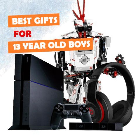 Find the best gifts for 13 year old boys with our ULTIMATE gift guide for 13 year old boys. We found out from 13 year olds what they want the most for 2015.
