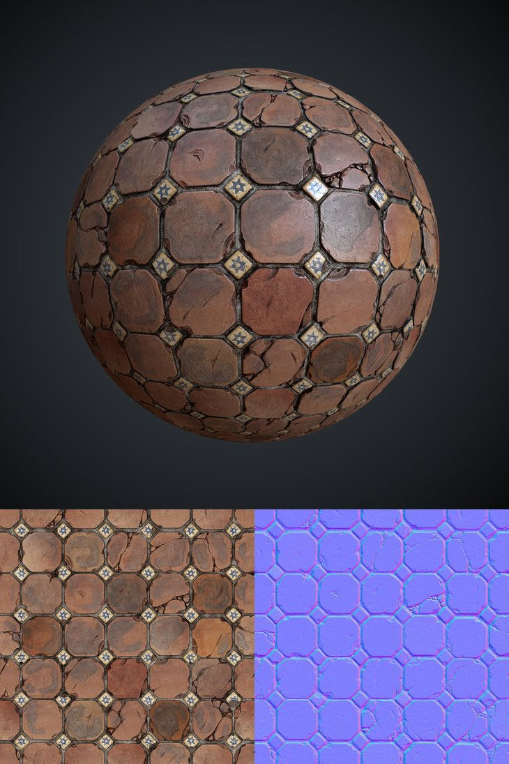 Terracotta Tiles by Leonid-k on deviantART