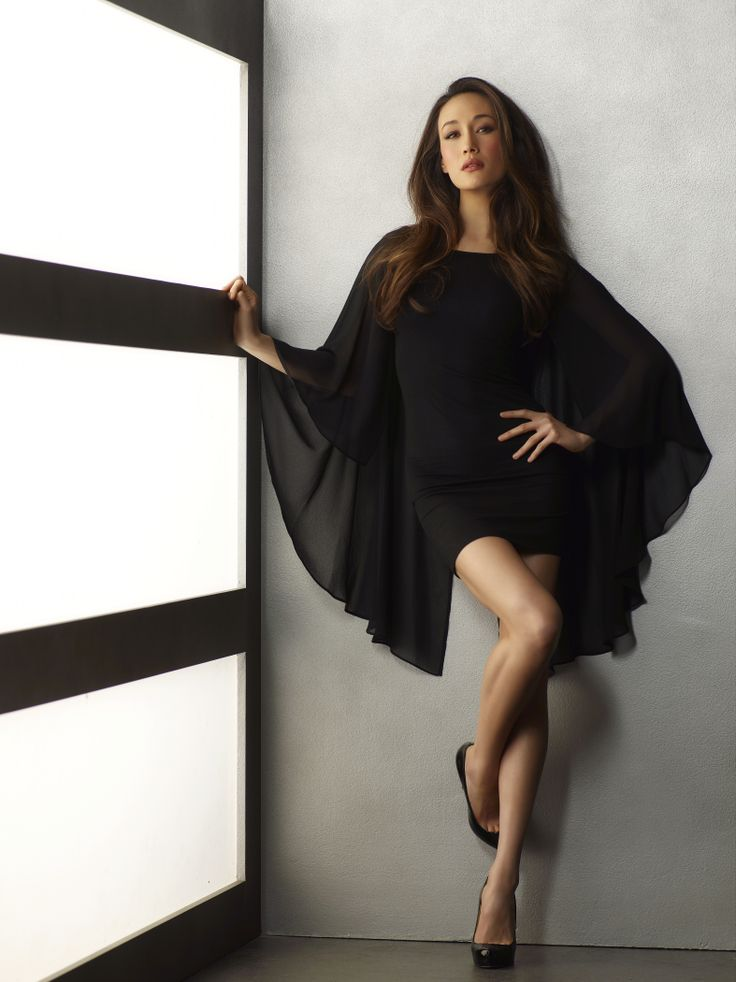 Margaret Denise Quigley (Maggie Q).otherwise known for her TV series Nikita