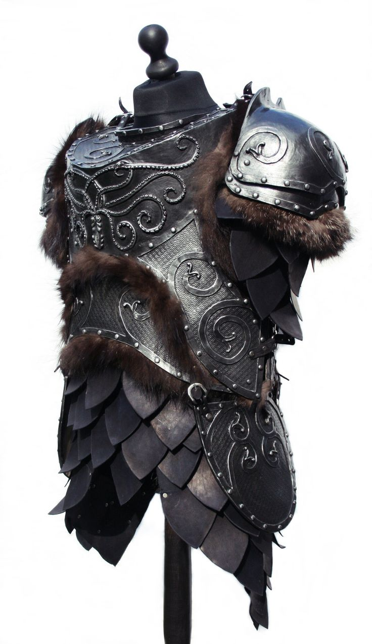 Kraken armour by malcairion.deviantart.com on @deviantART. #Armor
