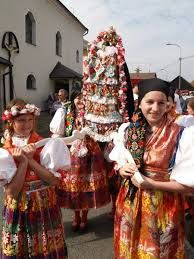 chodské tradice -kroj