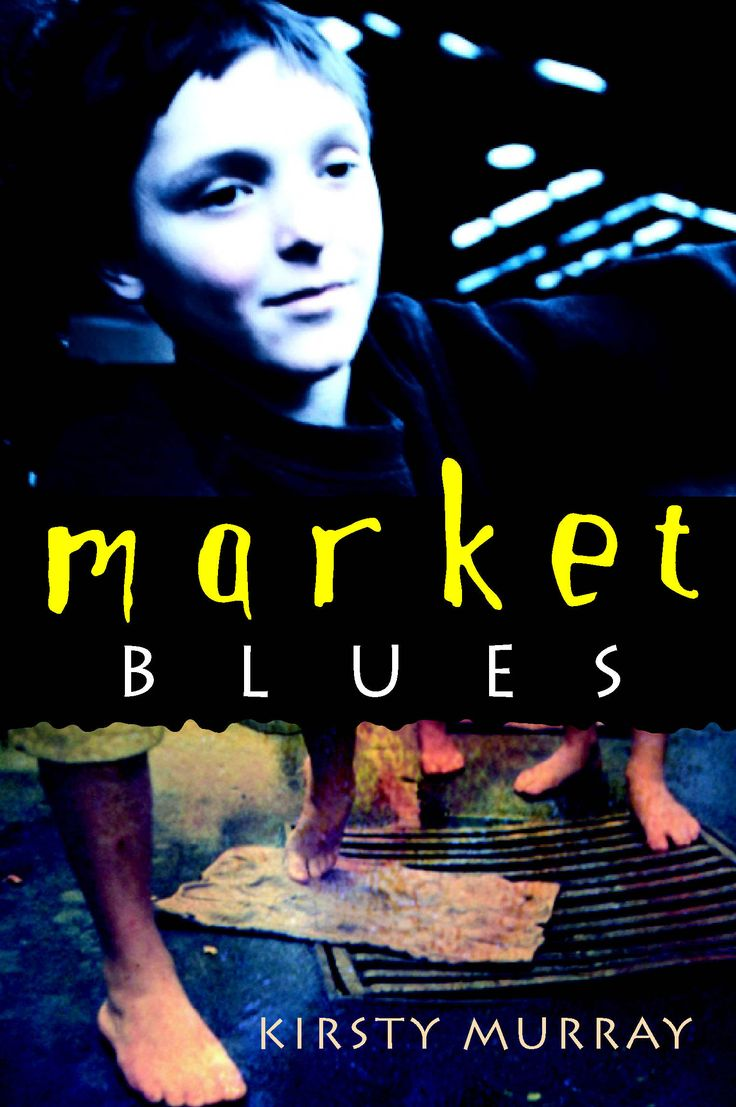 Read about the book: Market Blues - 'A timeslip adventure novel about a boy who goes busking at the market and finds himself transported back to a century ago.'