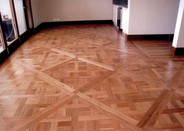 Blackbutt Parquetry floor #timberflooring #parquetry