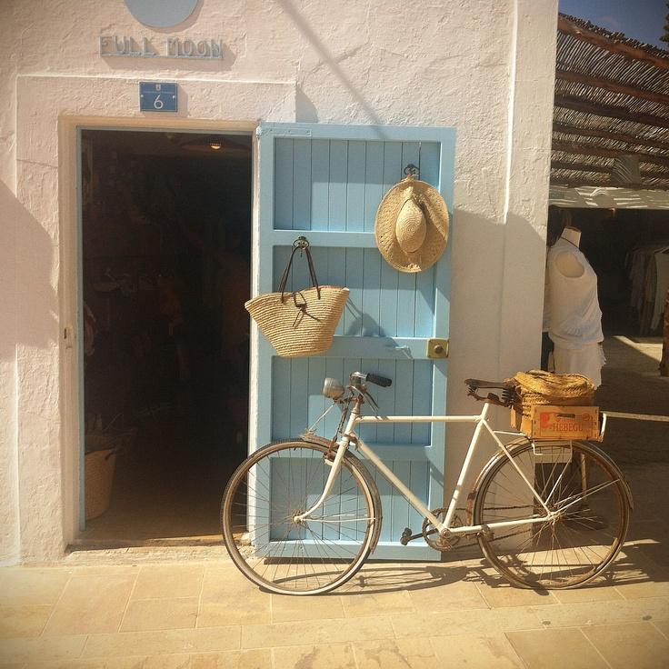 #Formentera, Sant Francesc.