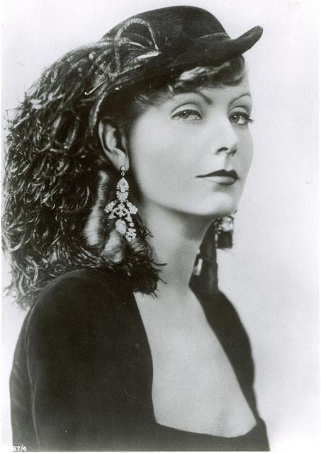 "Greta Garbo ""Romance"" by George Hurrell, 1930"