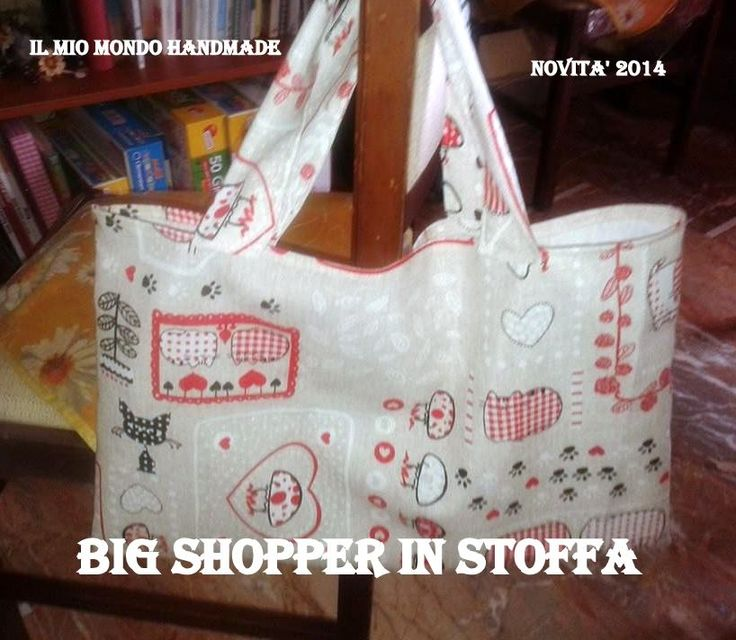 SHOPPER BAG PER I TUOI REGALI A SOLI € 6.00