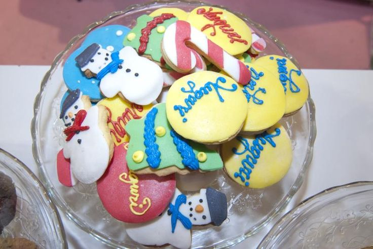 Biscottini per augurarvi un dolce Natale!