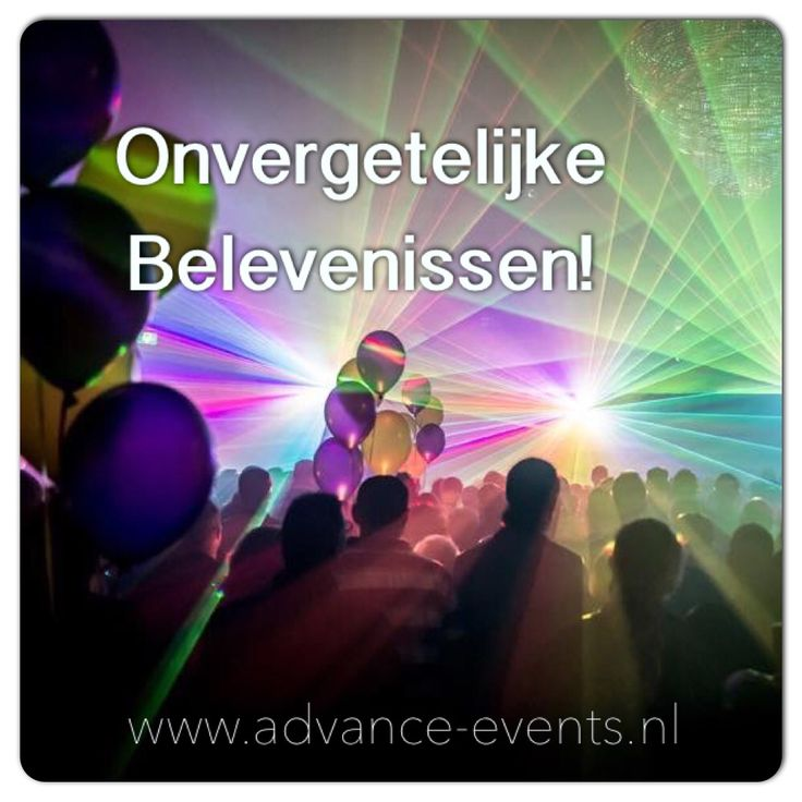 Evenementenbureau Advance Events Rotterdam