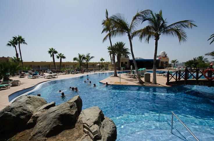 Swimming pool IFA Interclub Atlantic Hotel