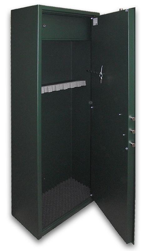 Minősített fegyverszekrény FSZ-8 - Strauss Metal fémszekrény, lemezszekrény - Strauss Metal Páncélszekrény Biztonságtechnika
